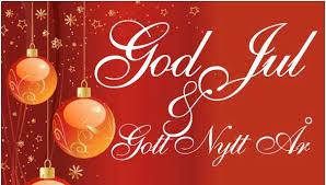 God jul och gott nytt år 2
